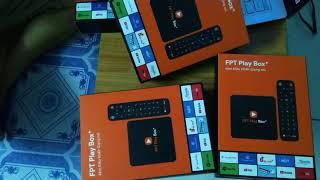 Box TV Play FPT 4K S400