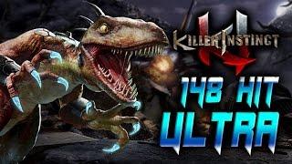 RIPTOR 148-Hit Triple Ultra Combo: Killer Instinct Season 2