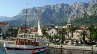 Impressionen aus Brela und Umgebung (Makarska Riviera-Kroatien)