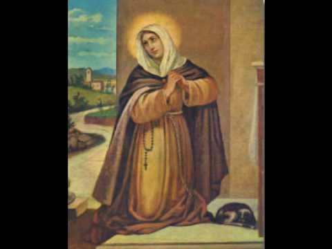St Margaret of Cortona (Feast Day 22-Feb)