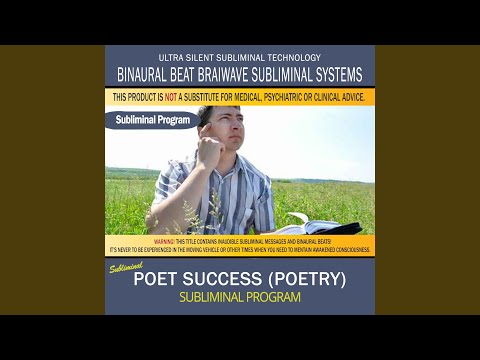 Poet Success (Poetry)