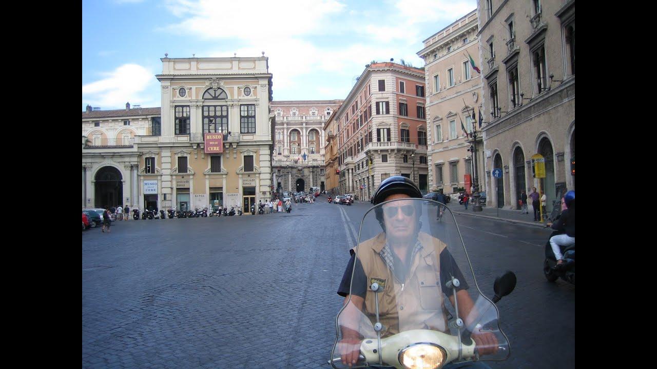 Calles de roma italia producciones vicari juan franco for Be italia