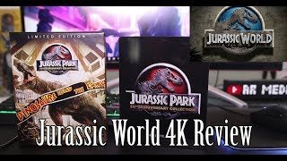 Jurassic World 4K Blu-Ray Review
