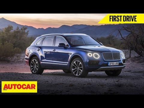 Bentley Bentayga | First Drive | Autocar India