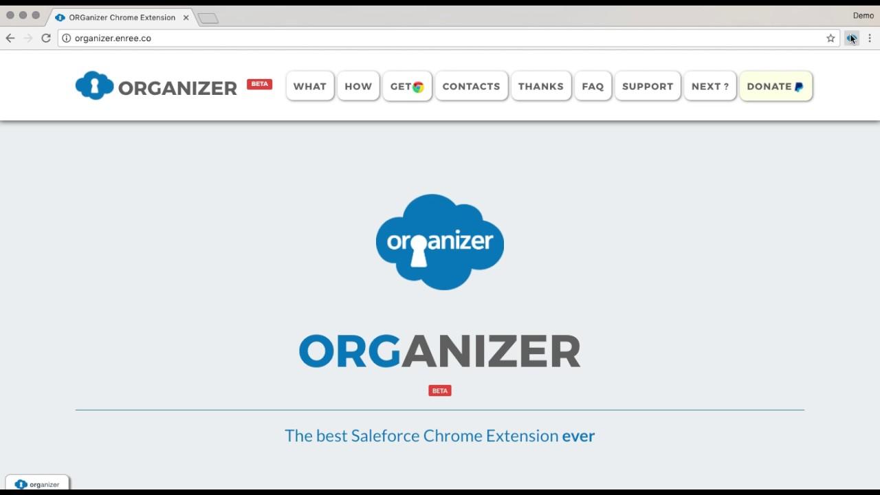 ORGanizer for Salesforce - Enrico Murru - AppExchange