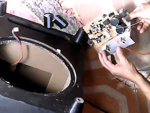 Sửa Chữa Thùng SUPEBAS  ( Cục Trầm ) B & W  Model  PRO 604 Gs .