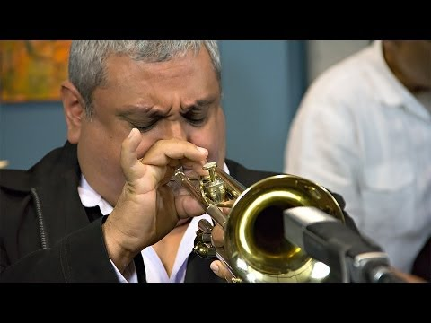 The East-West Trumpet Summit 'Caravan' | Live Studio Session