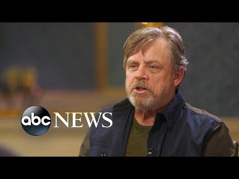 Mark Hamill talks Luke