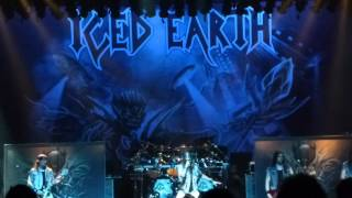 Iced Earth - Melancholy (Holy Martyr) @ City National Grove of Anaheim, CA, 7-10-2012