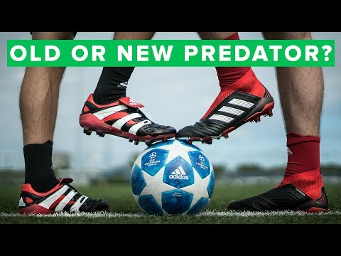 FINALLY back in black & red | adidas Predator Accelerator