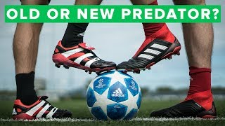 FINALLY back in black & red | adidas Predator Accelerator remake w/SR4U