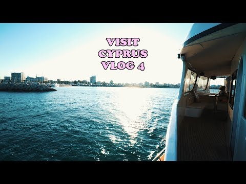 Best Places To Visit - Cyprus - TRAVEL VLOG 4