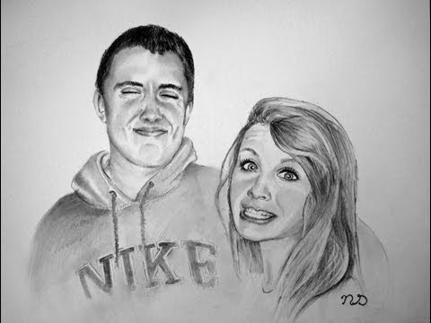 Teenage Art: Speed Drawing 3