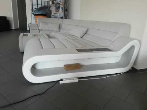 Wohnlandschaft Concept U Form von Sofa Dreams - YouTube