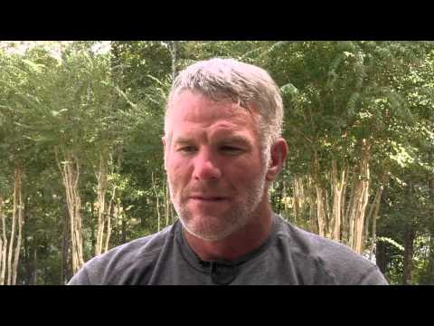 Brett Favre: On why finally hung it up