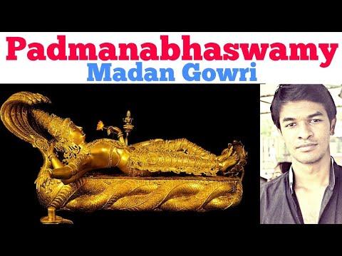 Padmanabhaswamy Temple | Tamil | Madan Gowri | MG | Secret Door | Naga Bandham | Gold