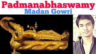 Padmanabhaswamy Temple   Tamil   Madan Gowri   MG   Secret Door   Naga Bandham   Gold