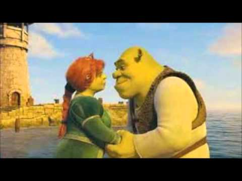 Shrek and fiona's song! -Μαίρη