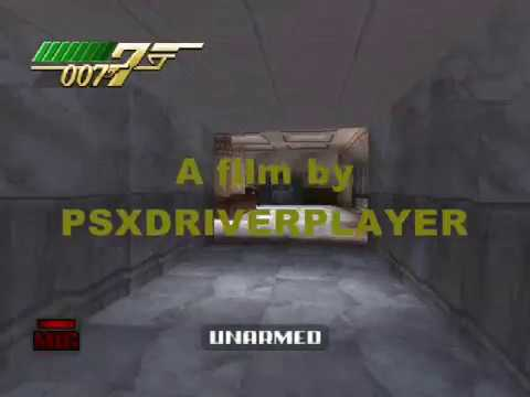 The World Is Not Enough Ps1 Prototype Cheat Showcase 480p