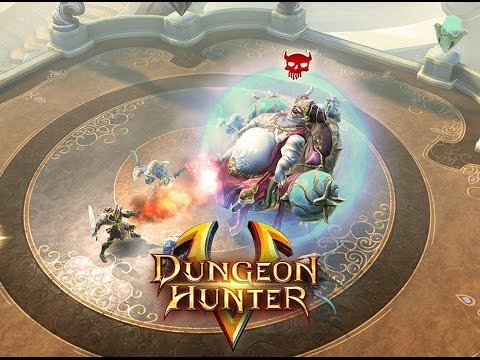 Dungeon Hunter 5 Part 1 - Gameplay