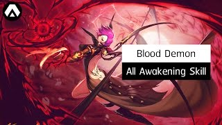 Video [Kritika] Blood Demon : All Awakening Skill (LV.10) Red & Blue download MP3, 3GP, MP4, WEBM, AVI, FLV Mei 2018