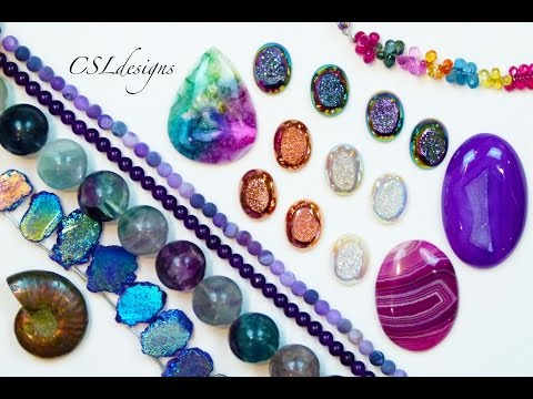 Jewellery making supply haul and future ideas 5