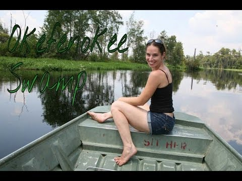 Swamp Girl Adventures in the Okefenokee Swamp!