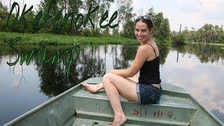 Swamp Girl Adventures in the Okefenokee Swamp!