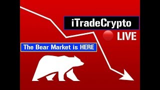 The Bitcoin Bear Market is in FULL FORCE 🔴 LIVE | Crypto