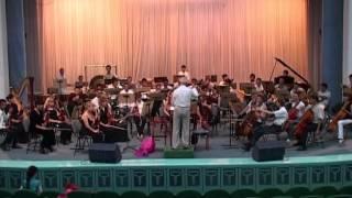 Uygur poem for semphonic orchestra