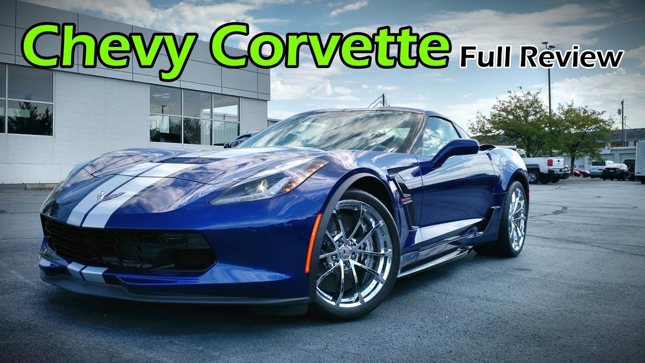 2018 Corvette Grand Sport >> 2018 Chevrolet Corvette Grand Sport Full Review 3lt 2lt 1lt