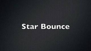 Star Bounce: A Post-In Note Stop Motion