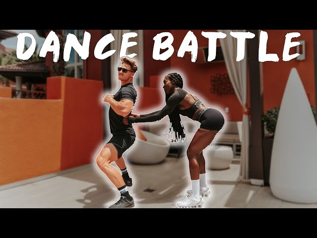 BODYBUILDER TRIES HIP HOP DANCING FOR THE FIRST TIME 😂😳 || BODYWEIGHT WORKOUT