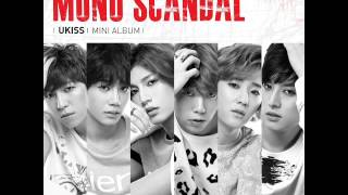 U-KISS (유키스) - Mono scandal (Full Album)