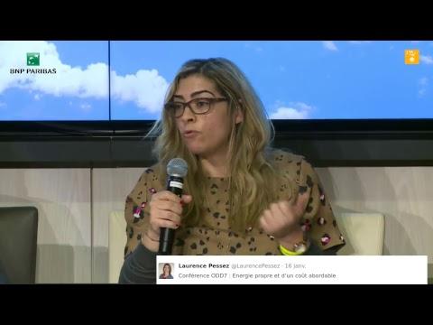 Conférence ODD7 : Energie propre et d'un coût abordable