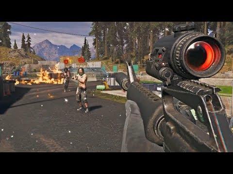 Стелт и ОЩИ! - Far Cry 5 #11 thumbnail