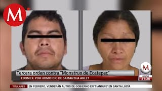 Ligan otro feminicidio a pareja de Ecatepec