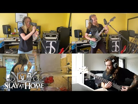 EMPLOYED TO SERVE Full Performance at Slay At Home Festival | Metal Injection