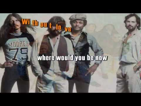DOBBIE BROTHERS - LONG TRAIN RUNNIN' karaoke instrumental lyrics