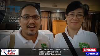 One of DOST SETUP success stories: Watch Jojo Tamase