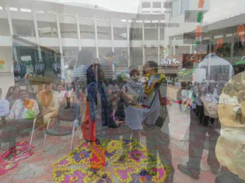 Republic Day Celebrations - Jan 26 2017 - Symbiosis Law School Hyderabad