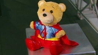 Meet the teddy bear that talks back