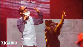 Snoop Dogg LIVE (Nuthin But a G Thang) **HD Live at Gibson Amphitheatre 3 November 2010
