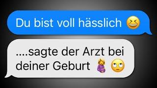 36 lustige WhatsApp CHATS von SCHÜLERN!