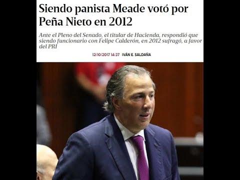 Vídeo que te hará pensar para que Nunca votes por el PRI Y PAN, SON LO MISMO PRUEBAS.