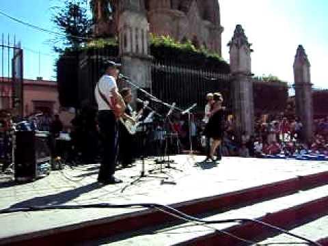 Un domingo en San Miguel de Allende