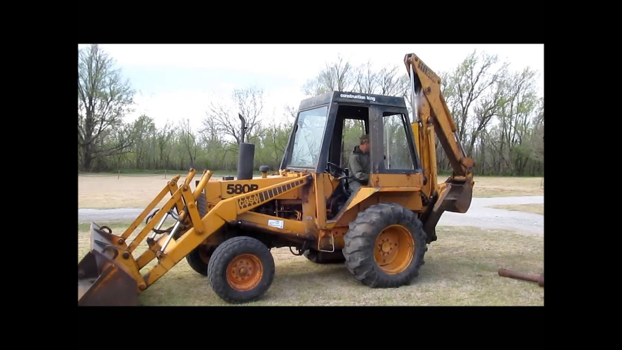1975 case 580b construction king backhoe for sale sold for Avis e case construction