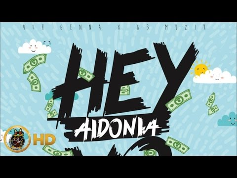 Aidonia - Hey Yo (Raw) [Hey Yo Riddim] April 2016