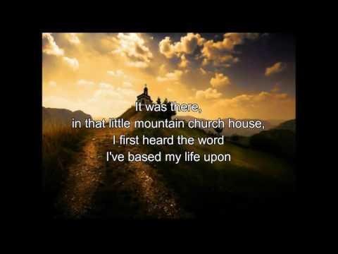 Ricky Skaggs -  Little Mountain Church House lyrics