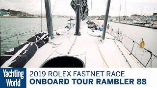Amazing technology onboard Rambler 88 | Yachting World